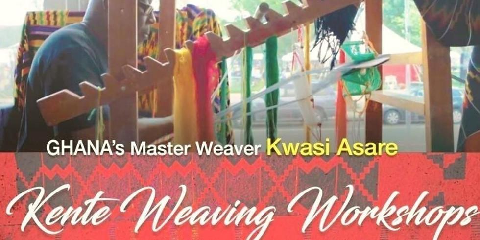 Kente Weaving Workshop