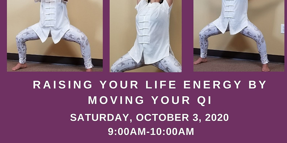 Free Class- Intro to Qi Gong
