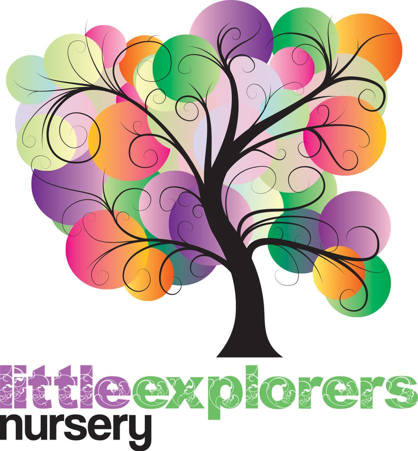 Little Explorers Nursery Logo