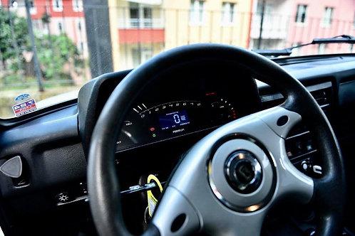 Lada Niva 4x4 Yol Bilgisayarlı Gösterge