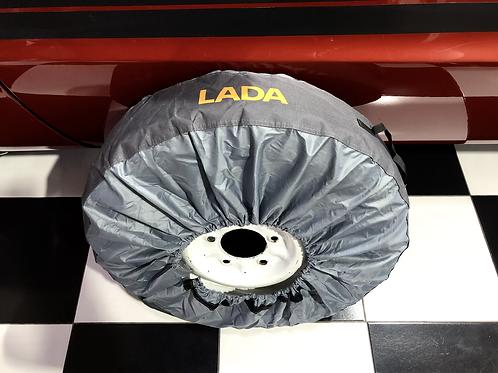 Lada Niva 4x4 Stepne Kılıfı