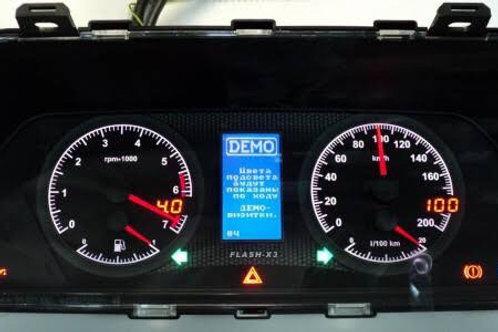 Lada Niva 4x4 Yol Bilgisayarlı Dijital Gösterge