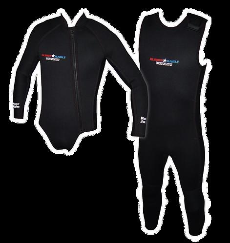 Mens Two Piece Dive Suit