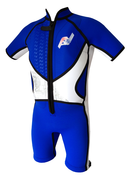 Short Sleeve Ski Floatation Suit