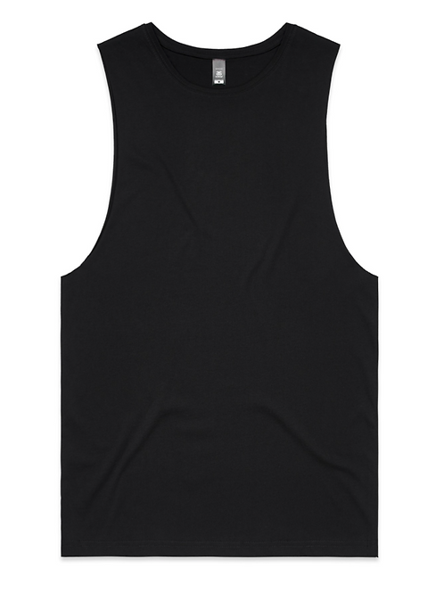 MENS BARNARD TANK (printed & folded)