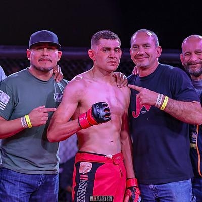 Jackson Wink Fight Night 4