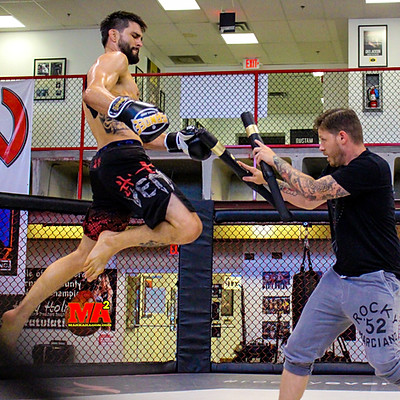 Jackson Wink MMA