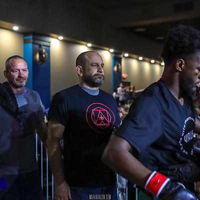 Jackson Wink Fight Night 5