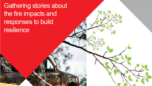 Fire memories: gathering stories about the fire impacts and responses to build resilience