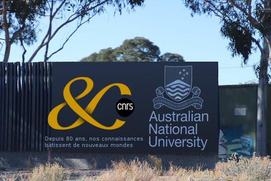 Collaboration Program: The Australian National University (ANU) and the Centre National de la Recher