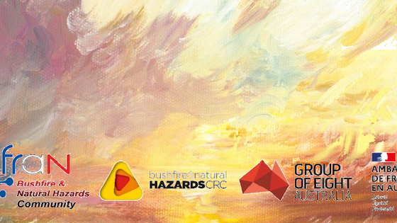 A French-Australian Bushfire and Natural HazardsCommunity is born