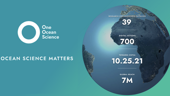 OneOceanScience, a Digital World Tour of Ocean and Climate Science
