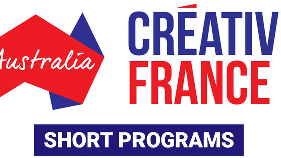 Creative France Australia short program (summer school)