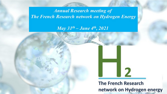 Annual research meeting of FRANCE HYDROGENE