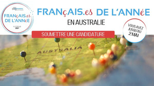 Do you know a French citizen living in Australia who made a difference in 2020?