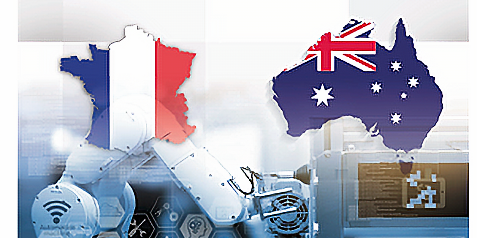 First Australo-French Meeting on Innovation for Industry of the Future