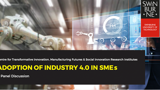 Adoption of Industry 4.0 in SME's