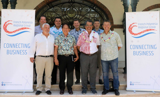 President of French Polynesia sets French Polynesia Regional Group
