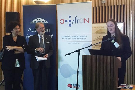 Minister Vidal's visit to Australia