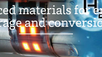 Bordeaux Summer School - Advanced materials for energy storage and conversion