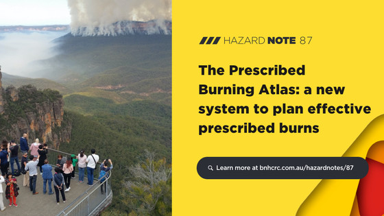 The Prescribed Burning Atlas: a new system to plan effective prescribed burns