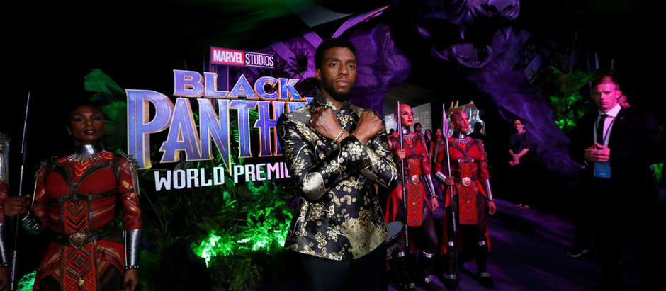 "The ""Wakanda Forever"" salute has become a symbol to celebrate black excellence"