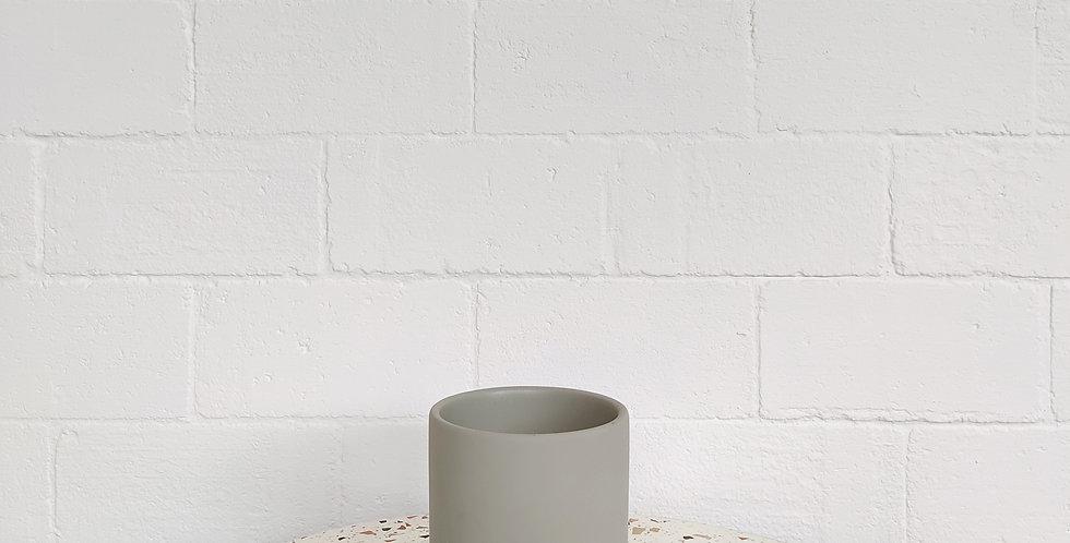 Grey Coloured Pot
