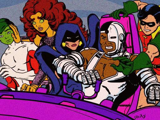 Okuma Rehberi: Teen Titans
