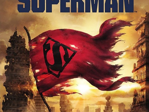 İnceleme: Death of Superman