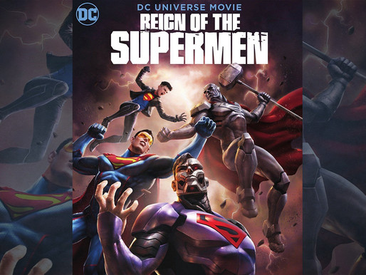 İnceleme: Reign of Superman (2019)
