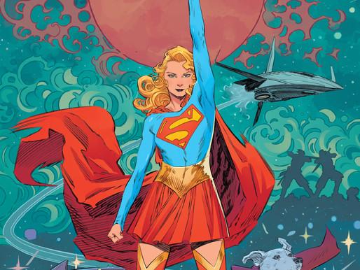 Tom King ve Bilquis Evely, Supergirl İçin Bir Araya Geliyor
