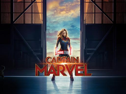 İnceleme: Captain Marvel