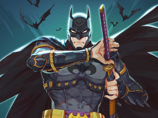 İnceleme: Batman Ninja