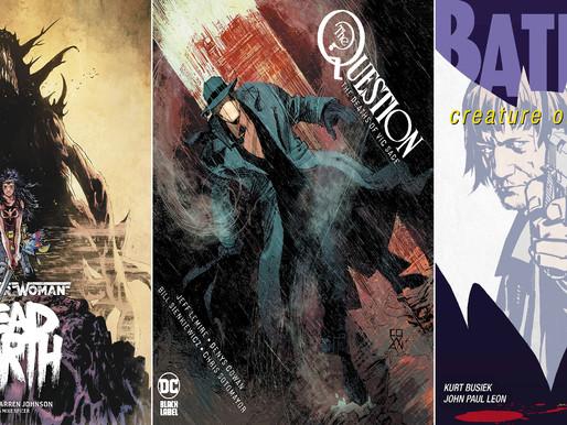 Listenizde Yumuşacık Bir Yeri Hak Eden 6 DC Comics Mini Serisi!