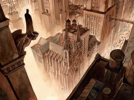 Gotham'da Düzenin İki Eli: 'Wayne & Batman'