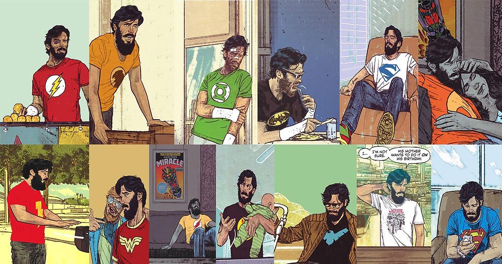 Scott Free and Superhero t-shirts.jpg