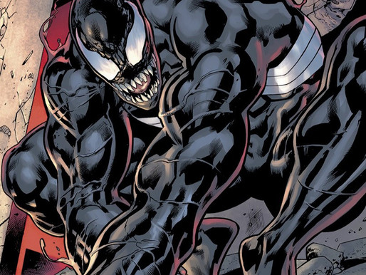 Al Ewing ve Bryan Hitch, Venom Serisinde Buluşacak
