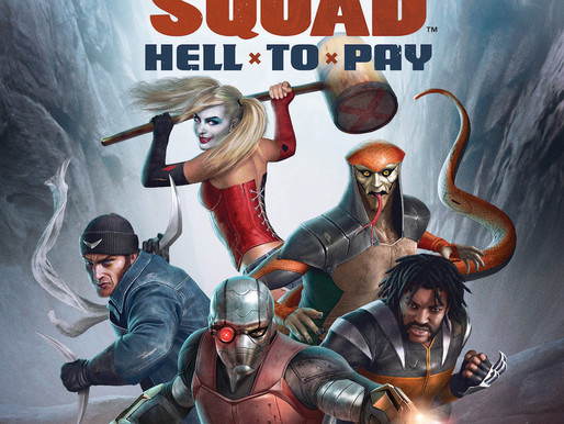 İnceleme: Suicide Squad: Hell to Pay