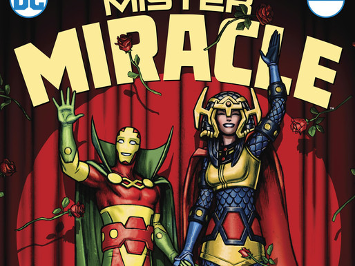 İnceleme: Mister Miracle #12 – Final!
