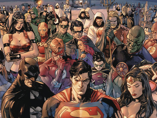 İnceleme: Heroes in Crisis (2018)