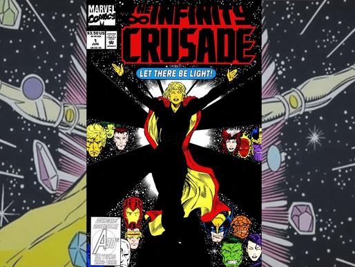 Okuma Rehberi: Infinity Crusade (1993)