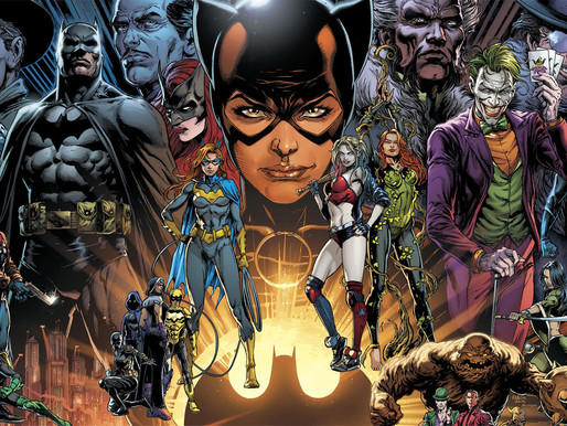 İnceleme: Detective Comics #1000
