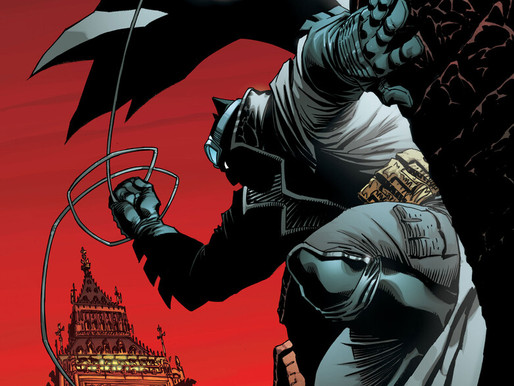 Tom Taylor, Batman'i Avrupa Seyahatine Çıkaracak