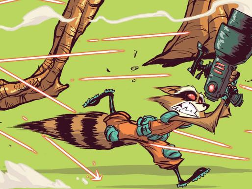 Karakter Dosyası #2: Rocket Raccoon