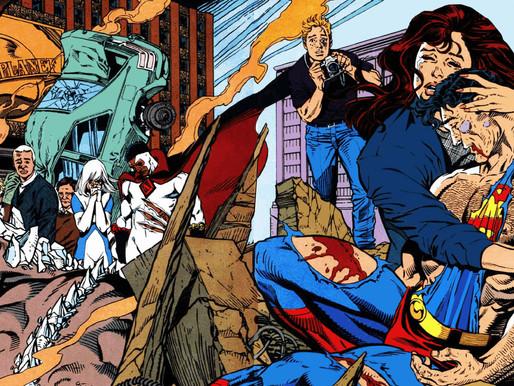 Okuma Rehberi: Death of Superman (1992)