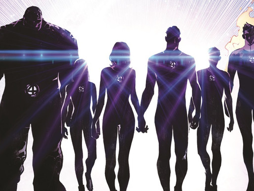 Unutulan Aile Fantastic Four Dönüyor ve Biz Çok Heyecanlıyız!