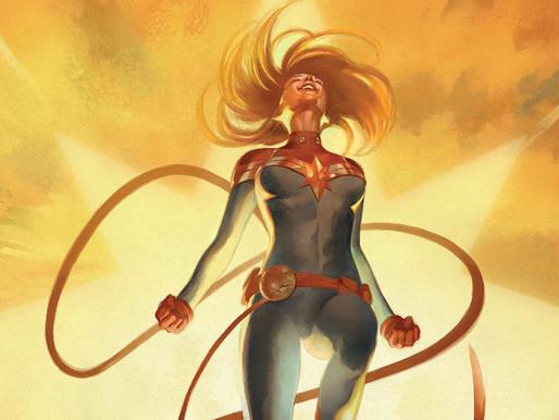Karakter Dosyası #7: Carol Danvers