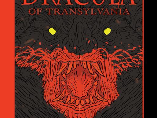 Usta Sanatçı Ricardo Delgado, Dracula'yı Yeniden Tanımlayacak