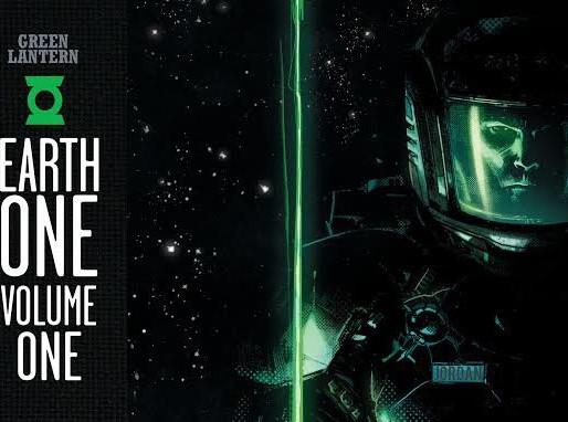 İnceleme: Green Lantern: Earth One