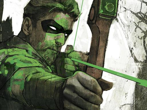 İnceleme: Green Arrow Rebirth